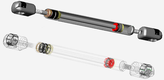 Gas Spring Technical Information